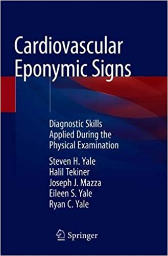 Cardiovascular Eponymic Signs: Diagnostic Skills Applied During the Physical Examination 1st ed. 2021 Edition