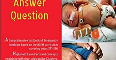 FRCEM FINAL Clinical Short Answer Question Volume 1 in Full Colour Illustrated