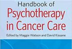 Handbook of Psychotherapy in Cancer Care1st Edition
