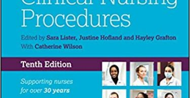 The Royal Marsden Manual of Clinical Nursing Procedures 10th Edition