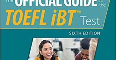 Official Guide to the TOEFL iBT Test 6th Edition